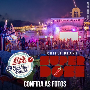 CHILLI BEANS FASHION CRUISE 2016